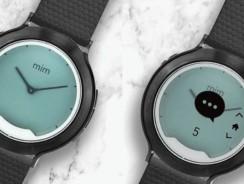 Mim X: первые смарт-часы с прозрачным дисплеем