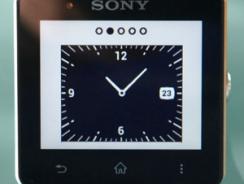 Умные часы Sony справятся и без Android Wear