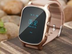 Умные GPS часы T58: обзор и настройка через приложение Aibeile
