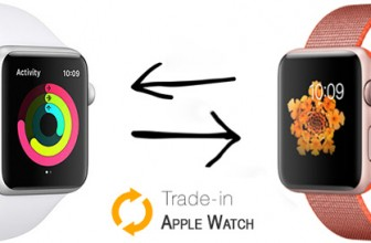 Apple Watch теперь в программе trade-in