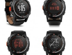 Garmin D2 – летные часы с модулем GPS