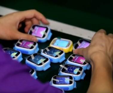 Производители детских смарт-часов с GPS