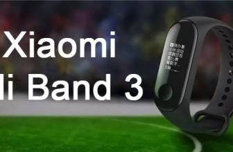 Новая функция Xiaomi Mi Band 3 – специально для футбольных фанатов