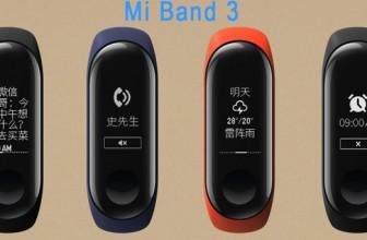 Миллион Xiaomi Mi Band 3 раскупился за 17 дней