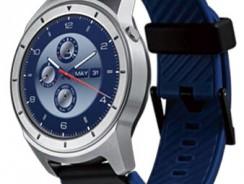 ZTE выпустит собственные умные Android Wear часы Quartz